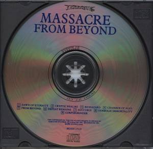 Massacre: From Beyond (CD) - Bild 3