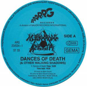 Mekong Delta: Dances Of Death (And Other Walking Shadows) (LP) - Bild 3