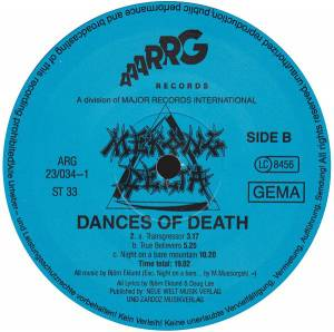 Mekong Delta: Dances Of Death (And Other Walking Shadows) (LP) - Bild 4