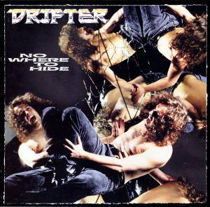 Drifter: Nowhere To Hide - Cover