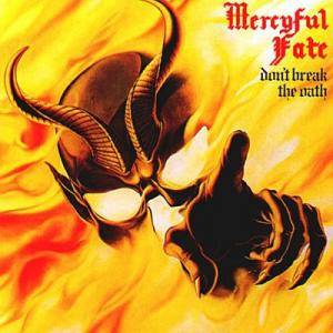 Mercyful Fate: Don't Break The Oath (LP) - Bild 1