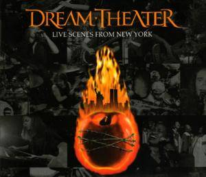 Dream Theater: Live Scenes From New York - Cover