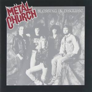 Metal Church: Blessing In Disguise (LP) - Bild 1