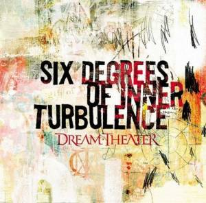 Cover - Dream Theater: Six Degrees Of Inner Turbulence