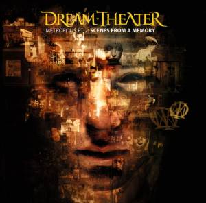 Cover - Dream Theater: Metropolis Pt. 2: Scenes From A Memory