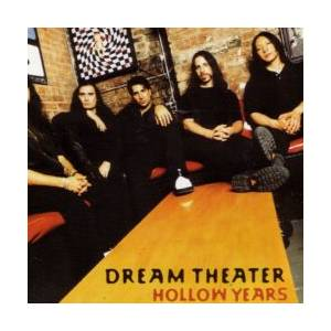 Dream Theater: Hollow Years - Cover