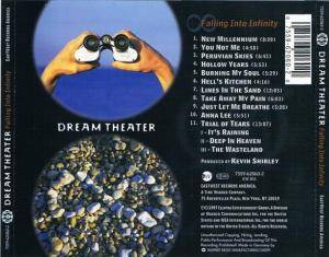 Dream Theater: Falling Into Infinity (CD) - Bild 3