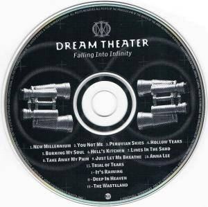 Dream Theater: Falling Into Infinity (CD) - Bild 4