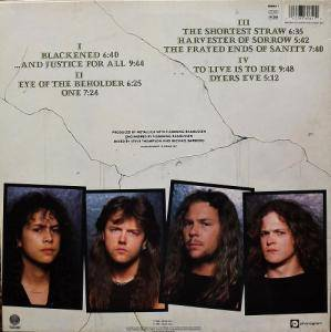 Metallica: ...And Justice For All (2-LP) - Bild 2