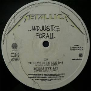 Metallica: ...And Justice For All (2-LP) - Bild 9