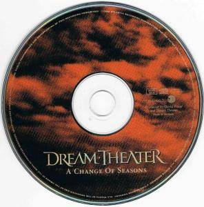 Dream Theater: A Change Of Seasons (Mini-CD / EP) - Bild 4
