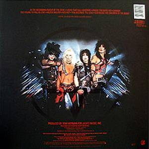 Mötley Crüe: Shout At The Devil (LP) - Bild 2