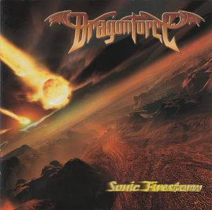 DragonForce: Sonic Firestorm - Cover