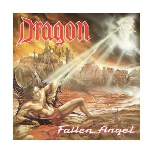 Dragon: Fallen Angel - Cover