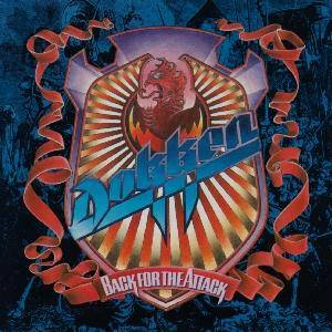 Dokken: Back For The Attack - Cover