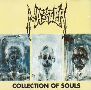 Master: Collection Of Souls - Cover