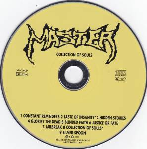 Master: Collection Of Souls (CD) - Bild 4