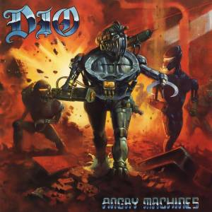 Cover - Dio: Angry Machines