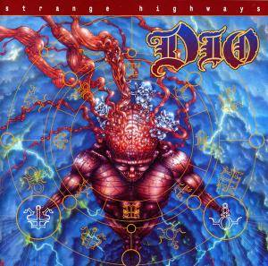 Dio: Strange Highways - Cover