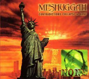 Meshuggah: Contradictions Collapse & None (CD) - Bild 1