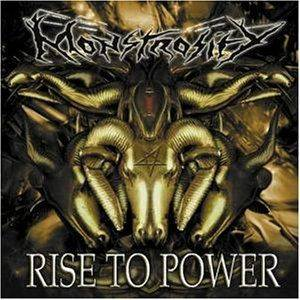Monstrosity: Rise To Power (CD) - Bild 1