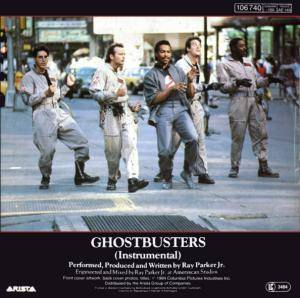 "Ray Parker Jr.: Ghostbusters (7"") - Bild 2"