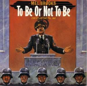 Mel Brooks: To Be Or Not To Be (The Hitler Rap) Pts. 1&2 - Cover
