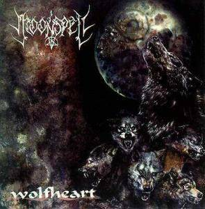 Cover - Moonspell: Wolfheart
