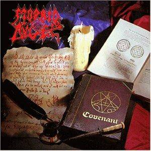 Morbid Angel: Covenant - Cover