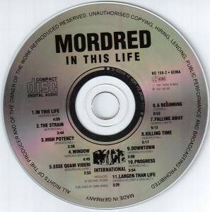 Mordred: In This Life (CD) - Bild 3
