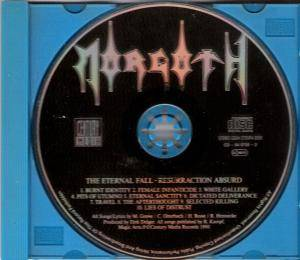 Morgoth: The Eternal Fall / Resurrection Absurd (CD) - Bild 2