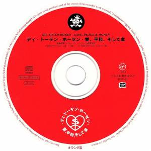 Die Toten Hosen: Love, Peace & Money (CD) - Bild 8