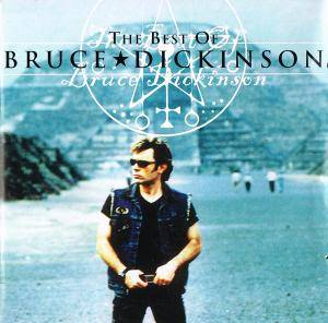 Bruce Dickinson: Best Of Bruce Dickinson, The - Cover