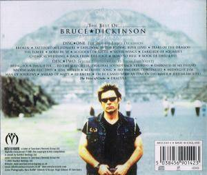 Bruce Dickinson: The Best Of Bruce Dickinson (2-CD) - Bild 2
