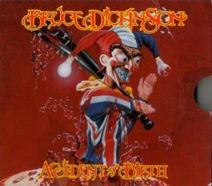 Bruce Dickinson: Accident Of Birth (CD) - Bild 3