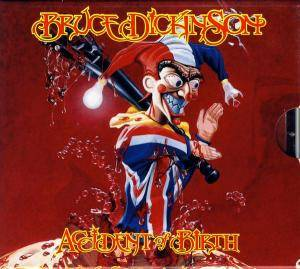 Bruce Dickinson: Accident Of Birth (CD) - Bild 1