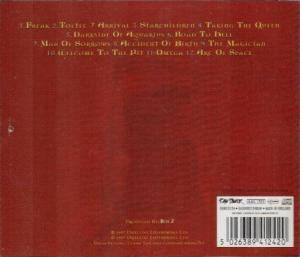 Bruce Dickinson: Accident Of Birth (CD) - Bild 5
