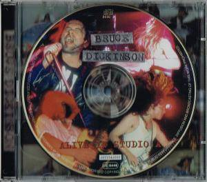 Bruce Dickinson: Alive In Studio A / Alive At The Marquee (2-CD) - Bild 3