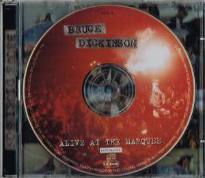 Bruce Dickinson: Alive In Studio A / Alive At The Marquee (2-CD) - Bild 4