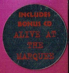 Bruce Dickinson: Alive In Studio A / Alive At The Marquee (2-CD) - Bild 5