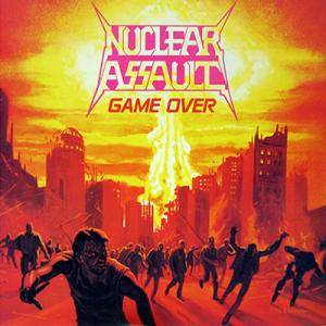 Nuclear Assault: Game Over (LP) - Bild 1