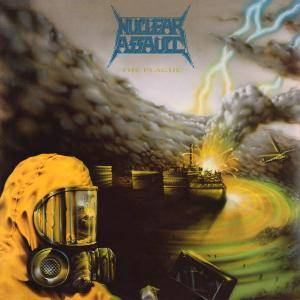 Nuclear Assault: Plague, The - Cover