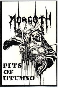 Morgoth: Pits Of Utumno - Cover