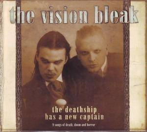 The Vision Bleak: The Deathship Has A New Captain (2-CD) - Bild 1