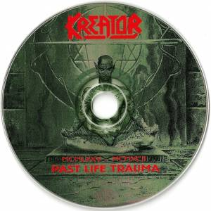 Kreator: Past Life Trauma (CD) - Bild 4
