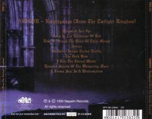 Abigor: Nachthymnen (From The Twilight Kingdom) (CD) - Bild 2