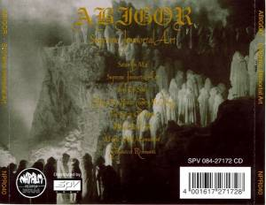 Abigor: Supreme Immortal Art (CD) - Bild 2