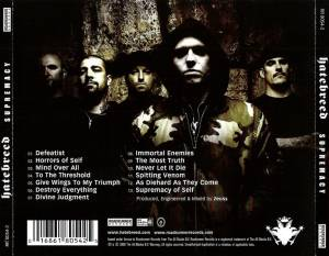 Hatebreed: Supremacy (CD) - Bild 4