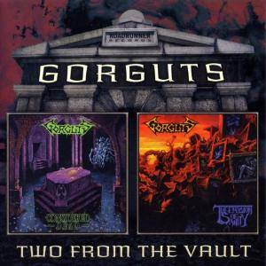 Cover - Gorguts: Considered Dead / The Erosion Of Sanity