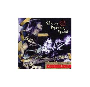 Cover - Steve Morse: Structural Damage